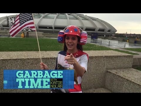 Garbage Time with Katie Nolan: July 5, 2015 Full Episode