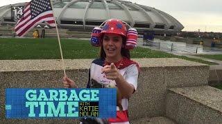 Garbage Time with Katie Nolan: July 5, 2015 Full Episode