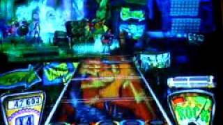 Guitar Hero 2 Pokemon Theme Song Custom Song ! Devil Hand