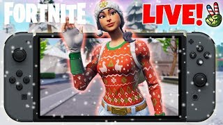 Fortnite Nintendo Switch Pro Player! (Hi Santa! Can I Have The Battle Pass?)