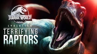 How To Make The Raptors Terrifying | Jurassic World: Evolution Speculation