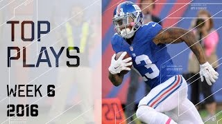 Top Plays from Week 6 | NFL Highlights