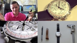 German Perfection – Junghans Meister Telemeter Automatic Watch Review +Glycine Airman Unboxing