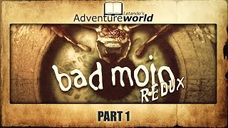 Bad Mojo: The Roach Game Redux (Walkthrough) - Part 1of6 - The Basement