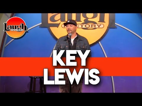 Key Lewis | Mexican Border Wall | Laugh Factory Stand Up Comedy