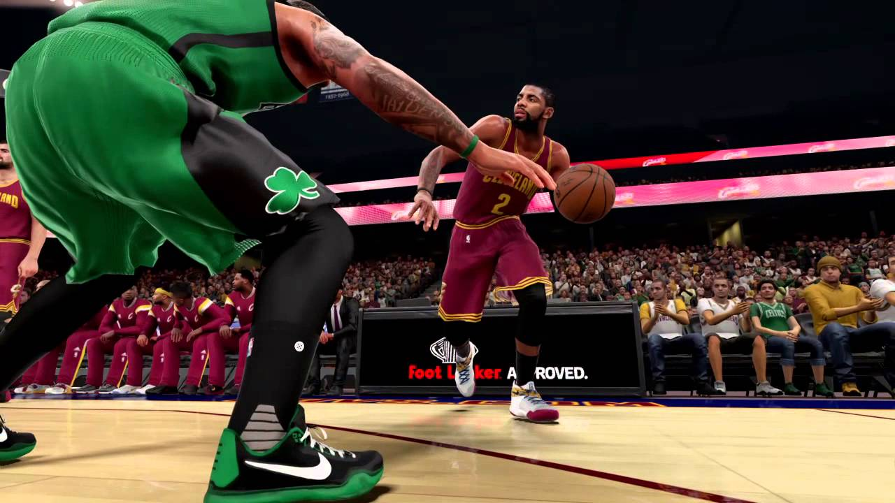 best service 36508 291ce Kyrie Irving Is The  CrossoverKing  NBAvote  JBY