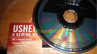 "Usher ft. Chemistry ""U Remind Me"" (KC"