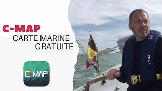Application C-Map   «Carte maritime gratuit» screenshot 3