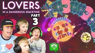 Lovers In a Dangerous Spacetime part 3 Fish Boss with HobbyFamilyGaming