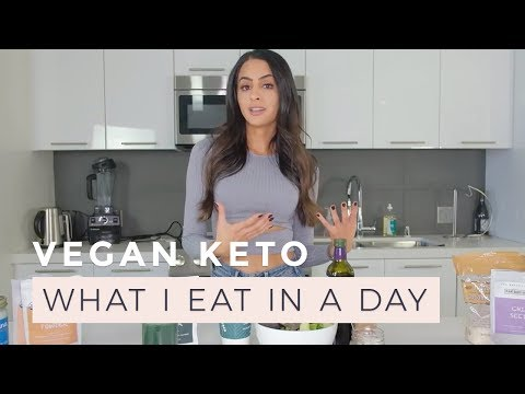 Vegan Keto Diet - What I Eat In A Day | Dr Mona Vand