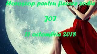 Horoscop pentru fiecare zodie joi 11 octombrie 2018