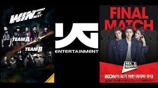 О YG Ent. , группе IKON и некоторых шоу на выживания