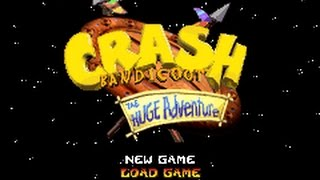 Game Boy Advance Longplay [070] Crash Bandicoot - The Huge Adventure