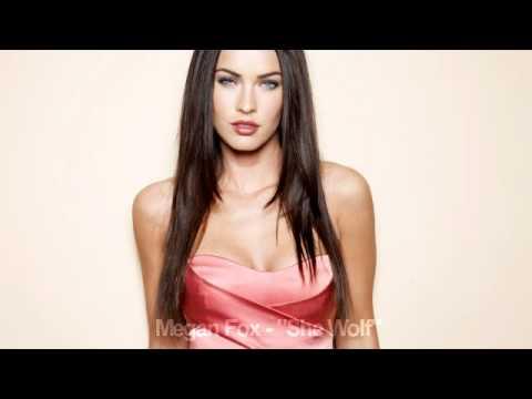 Клип Megan Fox - She Wolf