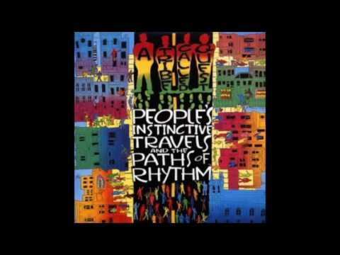 A TRIBE CALLED QUEST-1990 - Peoples Instinctive Travels And The Path FULL ALBUM