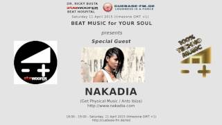 Subwoofer Beat Hospital #4 Guest: NAKADIA [techno set mix 2016]