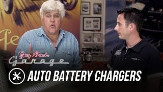 Automotive Battery Chargers - Jay Leno