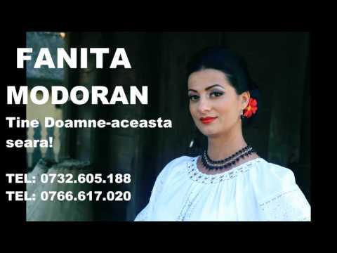 FANITA MODORAN - Tine Doamne-aceasta seara (AUDIO MP3) Muzica de petrecere