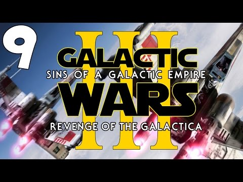 BURNT FISH?! Sins of a Galactic Empire: Galactic Wars - Episode III [ALLIANCE] #9