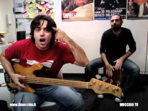 Andrea Ra – Insieme al vento (live @ MUCCHIO TV)