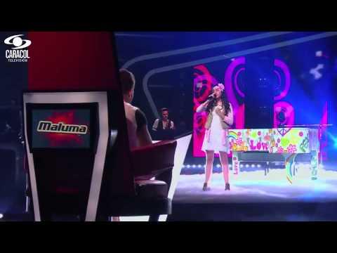 Isabella cantó 'Un beso y una flor' – LVK Colombia – Shows en vivo – T1