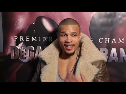 'EMBARRASSING' -CHRIS EUBANK JR RAW ON DeGALE, RETIREMENT COMMENT, GROVES LOSS, SAUNDERS, TYSON FURY