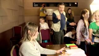 Детский кино лагерь в Санкт-Петербурге