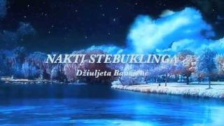 Naktį Stebuklingą