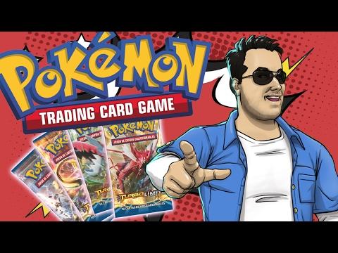 EL AMO DE LAS CARTAS! POKEMON TRADING CARD GAME