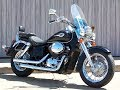 SOLD! 2002 Honda Shadow 750 ACE Deluxe VT750CD