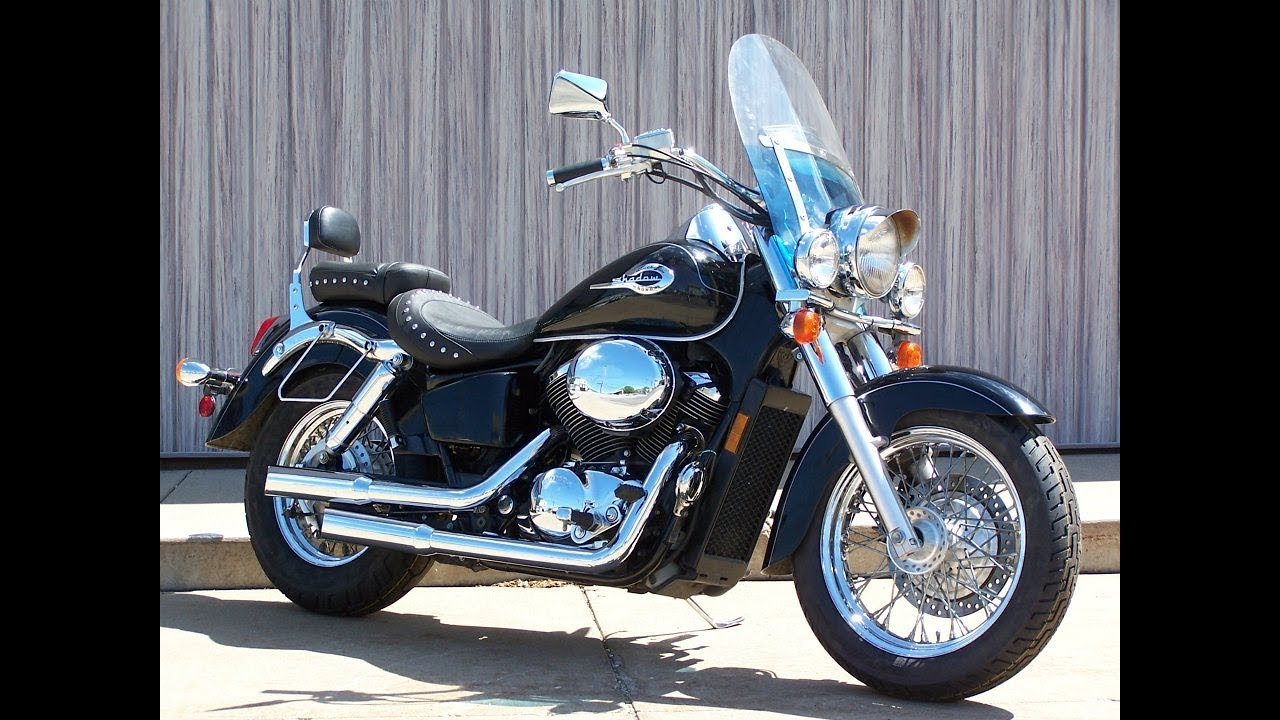 2002 Honda Shadow 750 ACE Deluxe VT750CD