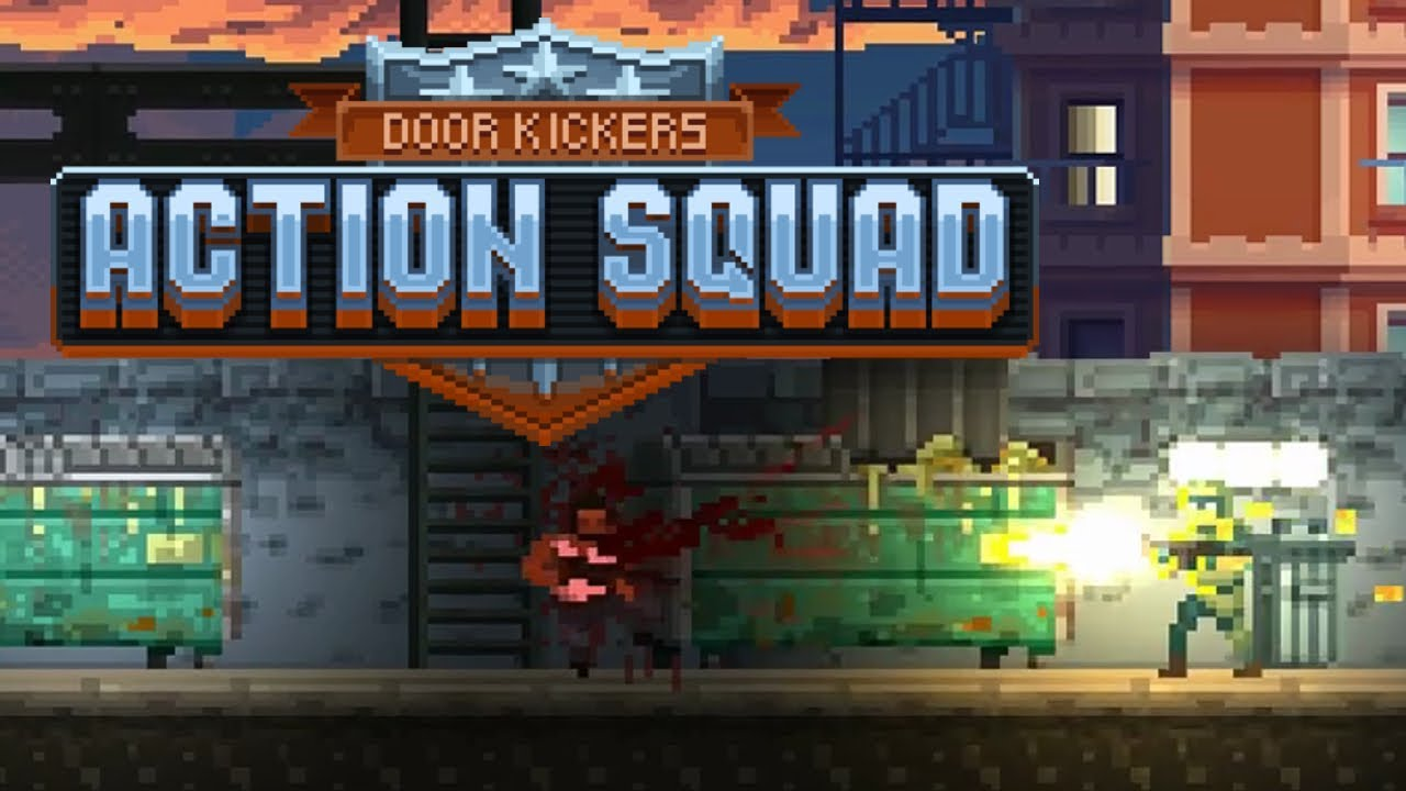 MISSION COMPLETED !! | Door Kickers Action Squad & MISSION COMPLETED !! | Door Kickers: Action Squad - YouTube pezcame.com