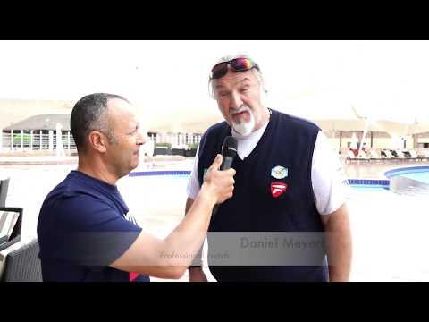 Camp de base H&S 2017 au ADCC Abu Dhabi Country Club.
