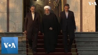Iranian President Departs for Turkey