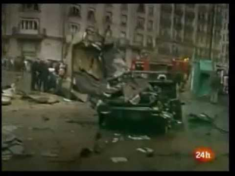 1986- Matanza de ETA de la calle Juan Bravo