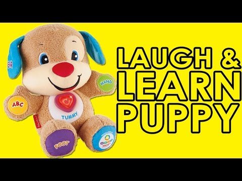 Fisher Price Laugh and Learn Puppy - Educational Toys - Kids World