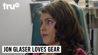 Jon Glaser Loves Gear - Cool Gynecologist Gear | truTV