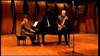 Rhian Samuel, 'Bitter Water.' Mvt 2, IN SITU for tenor sax & piano (Dan Goble & Russell Hirshfield)