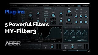 HY-Filter3 Walkthrough - 5 Powerful Filters