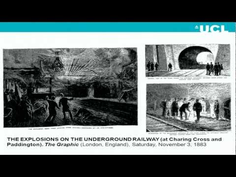 Gower St to Euston Sq - a local history of the underground (15 Jan 2013)
