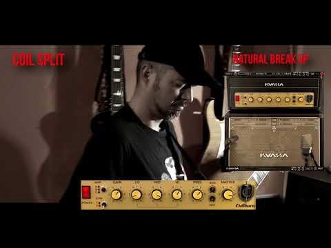 Amplifikation Caliburn Demo - 45 Jeff Blues Style Main Video