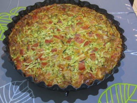 شهيوات-هندوشة-كيش-باردة-بدون-عجين-أكلة-صيفية-رائعة-|-quiche-froide-sans-pâte