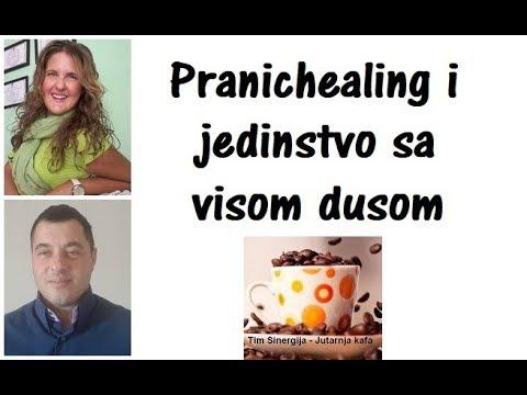 Nora Kalapati - Aleksandar Jovanovic: Pranichealing i jedinstvo sa višom dusom, 12.10.2017.