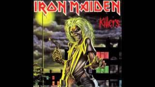 Iron Maiden - Innocent Exile (With Lyrics)