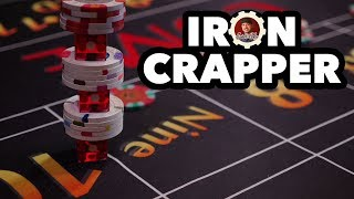 Iron Crapper - Craps Betting Strategy