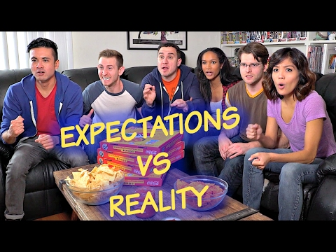 The Super Bowl: Expectations VS Reality