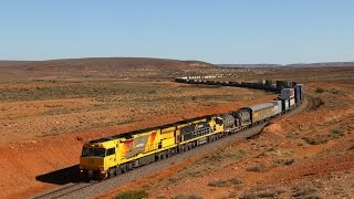 Northern SA Rail Action Part 4 - 1 March 2014 Part 2