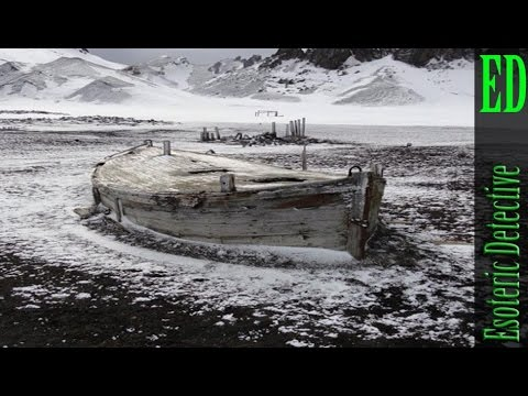 The Mystery of the Boat on Bouvet Island