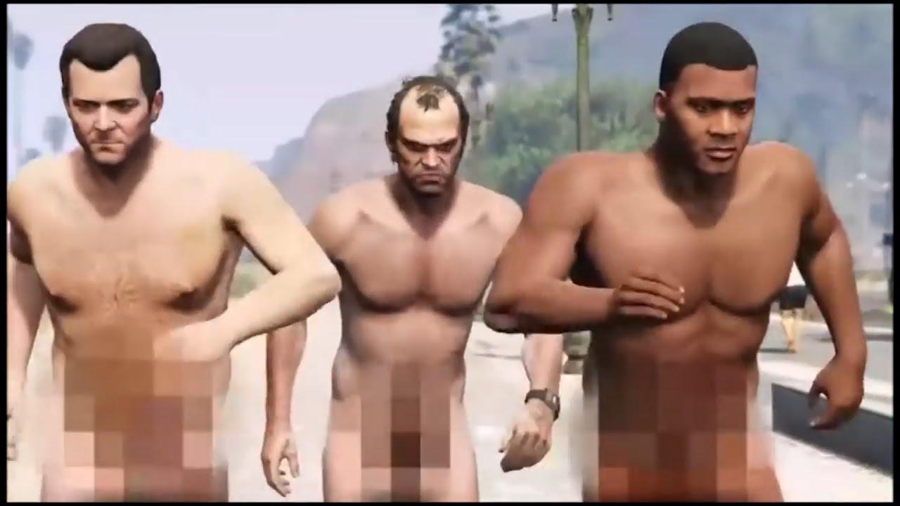 Фото голая банда
