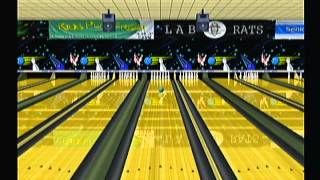 Strike Force Bowling - PlayStation 2 PS2 - Intro & Gameplay